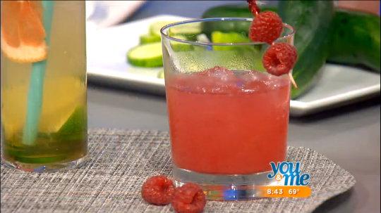 Belvedere Summer Cocktails