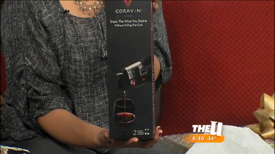 Holiday Javy: Coravin 1000 Wine System