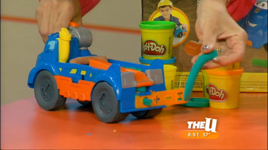 Try It Tuesday: Play-Doh Toys