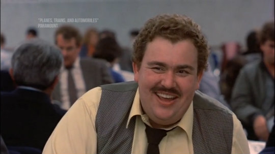'Planes, Trains and Automobiles' Trivia