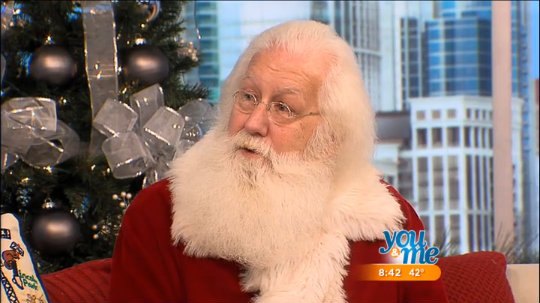 Meet Santa Claus Today!