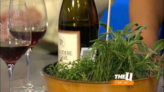 Herbs & Wine