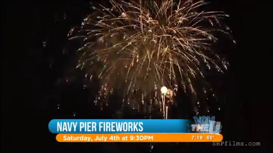Best Places for Fireworks 2015