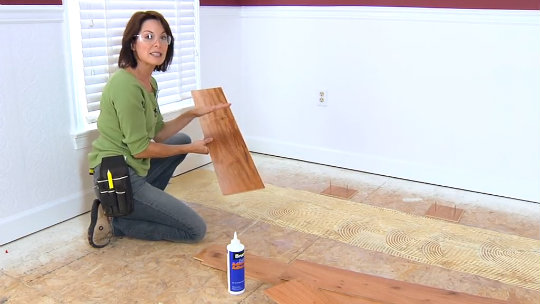 How to install wood flooring installation videos from for Armstrong laminate flooring installation
