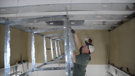 Drywall Grid System