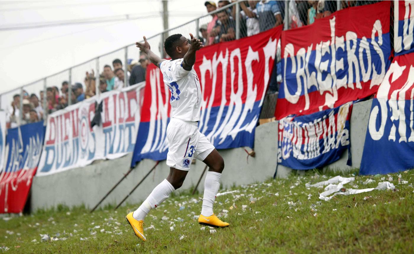 Olimpia 2-1 Real Juventud