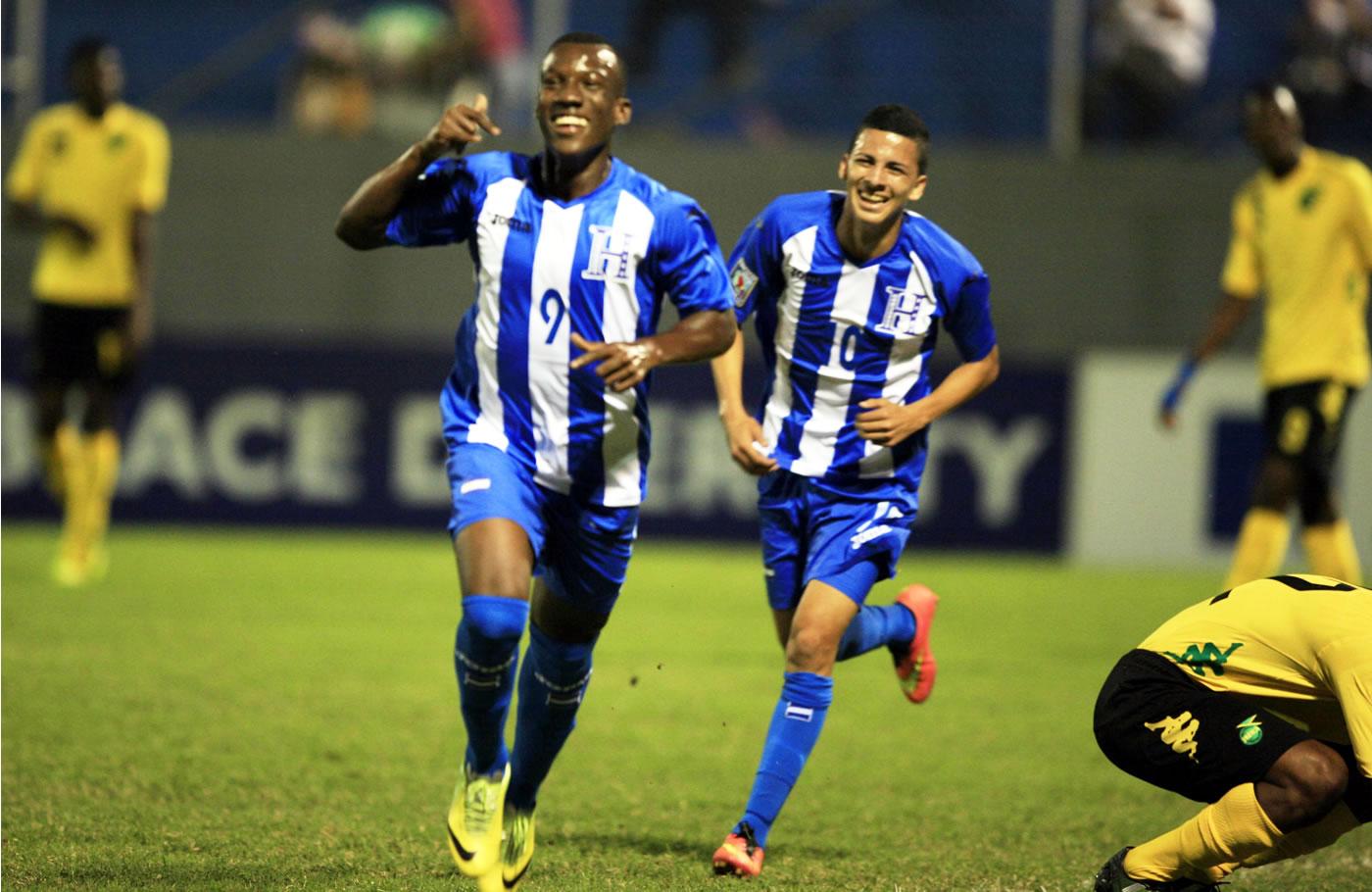 Honduras 2-0 Jamaica(Premundial Sub-17)