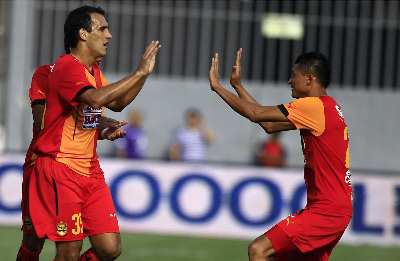 Motagua 0-2 Real España