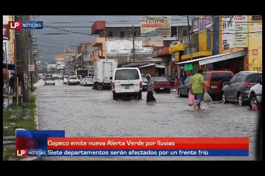 Noticiero La Prensa TV 5:00 PM 22-10-2014