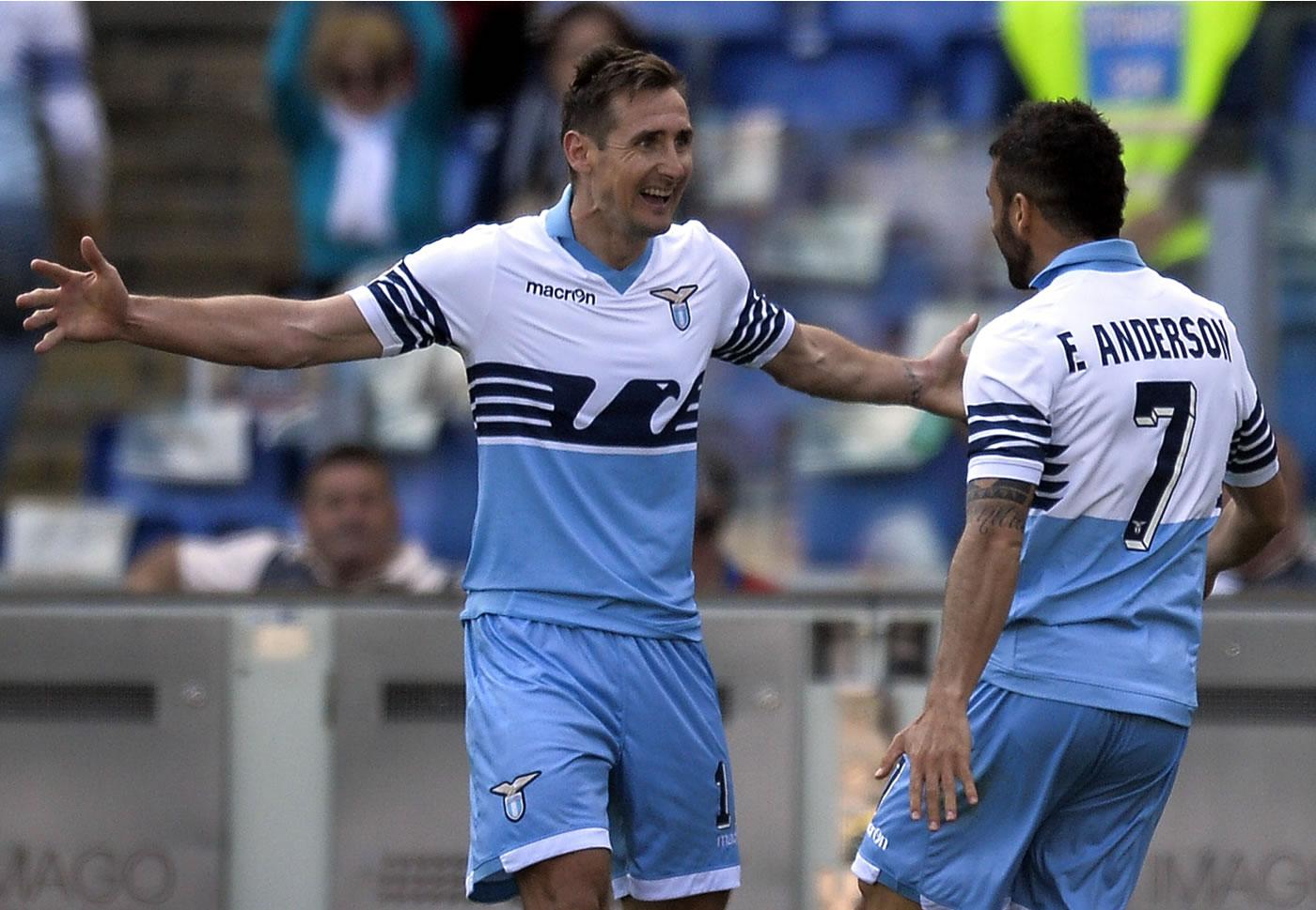 La Lazio sigue volando y ya es segunda