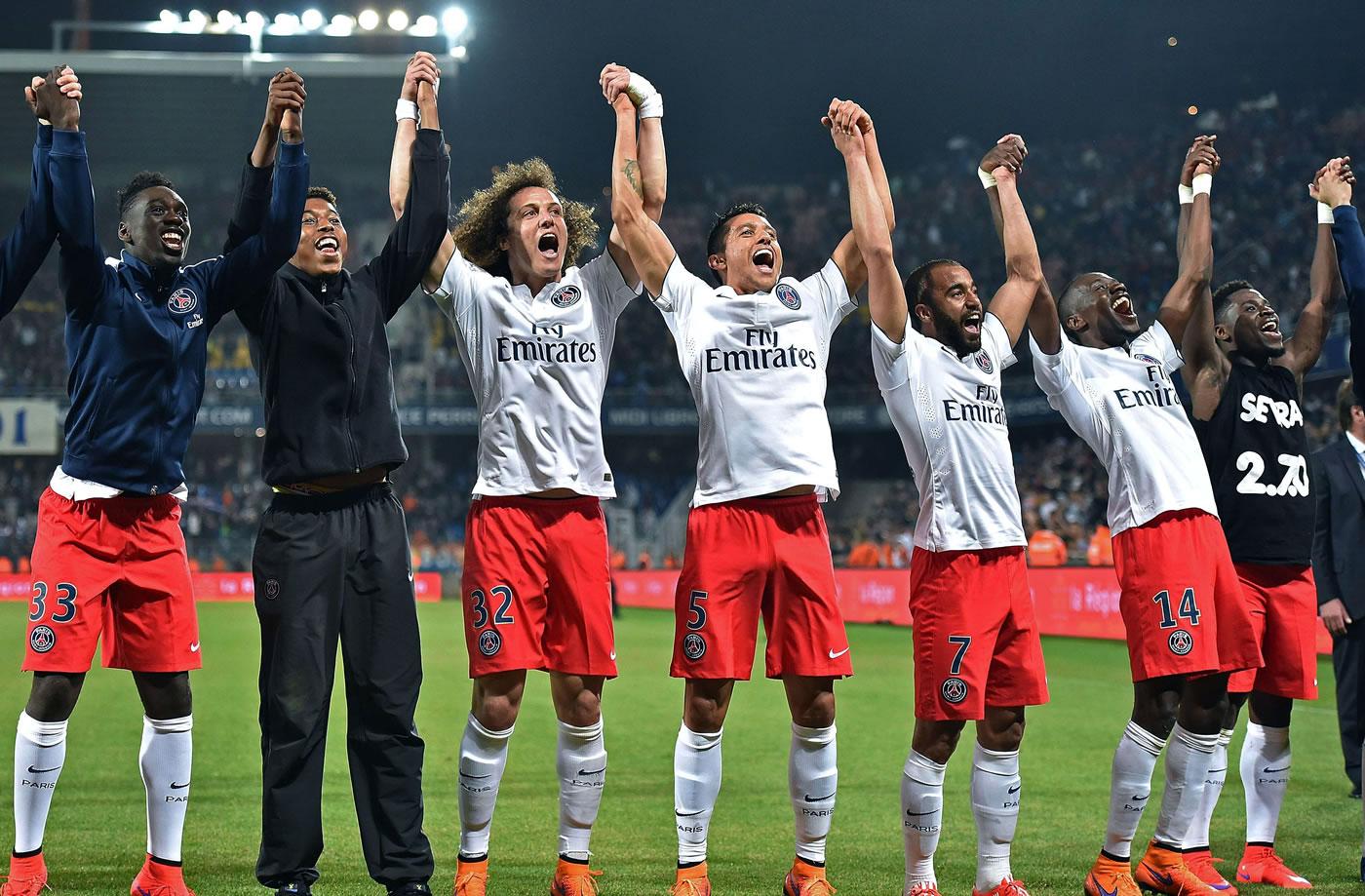 El PSG se proclama campeón
