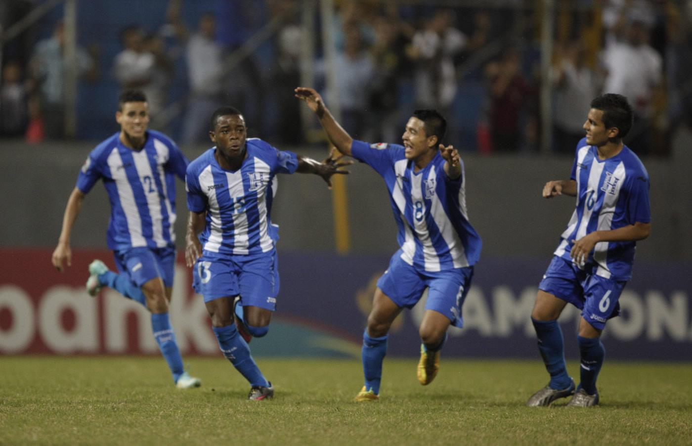 Honduras 2-0 Trinidad y Tobago