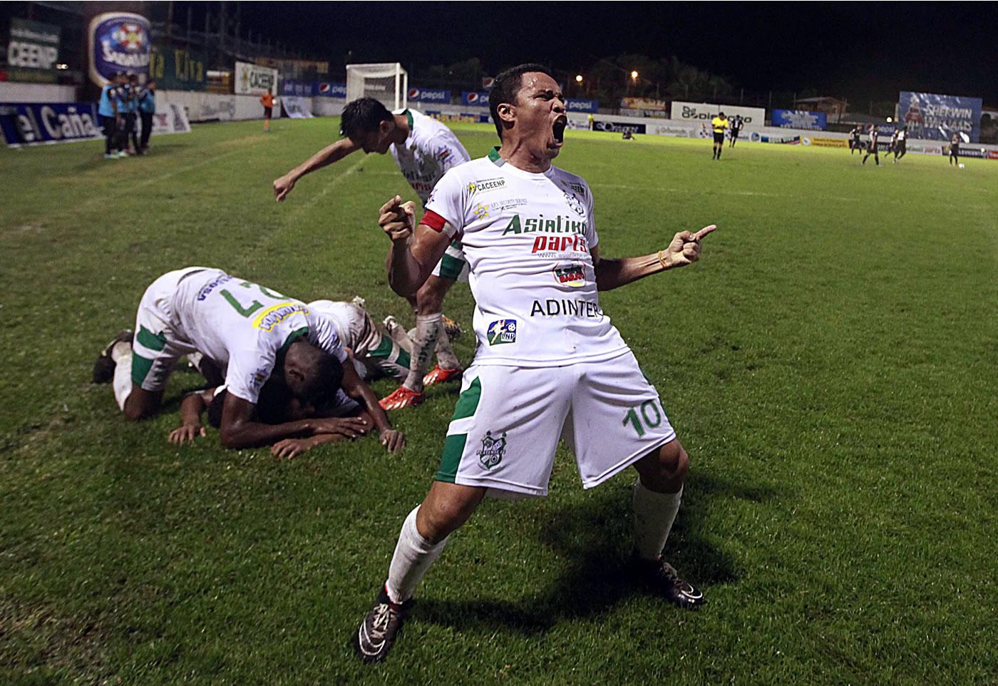 Platense 1-0 Olimpia