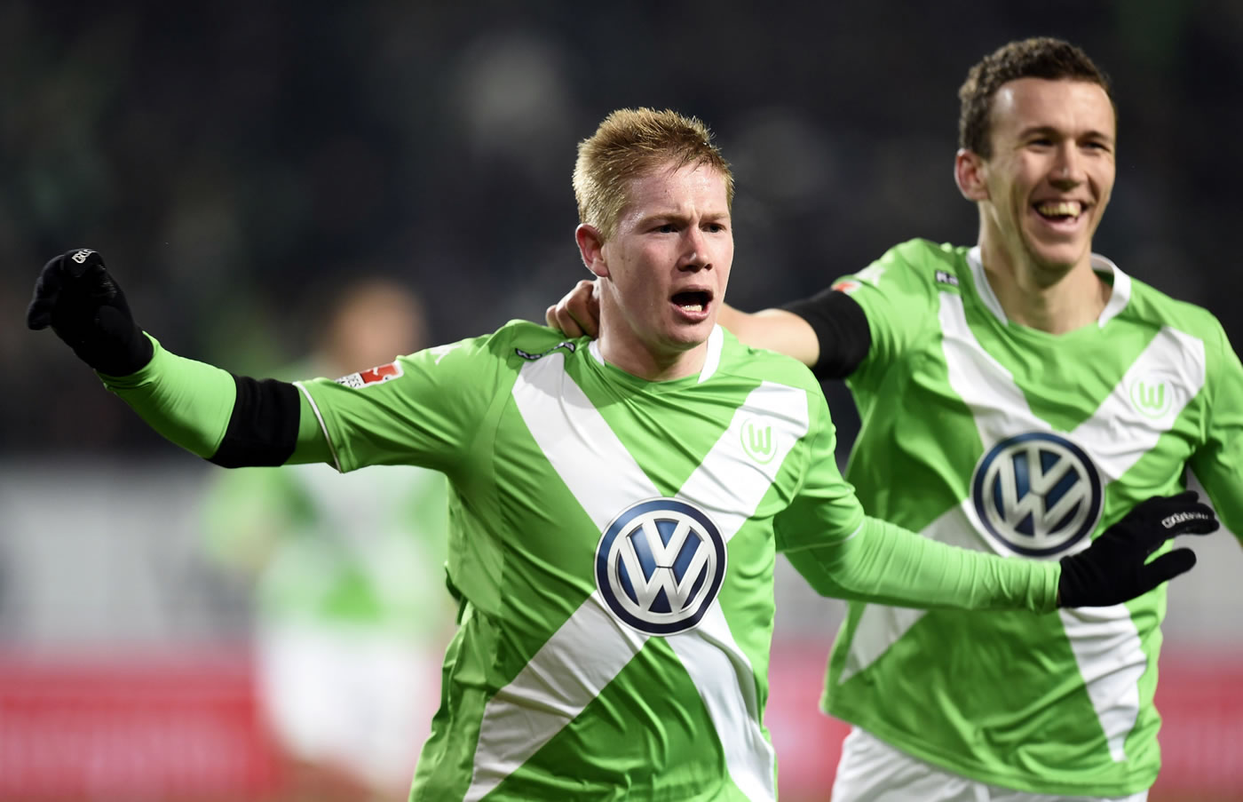 Wolfsburgo 4-1 Bayern Múnich (Bundesliga)