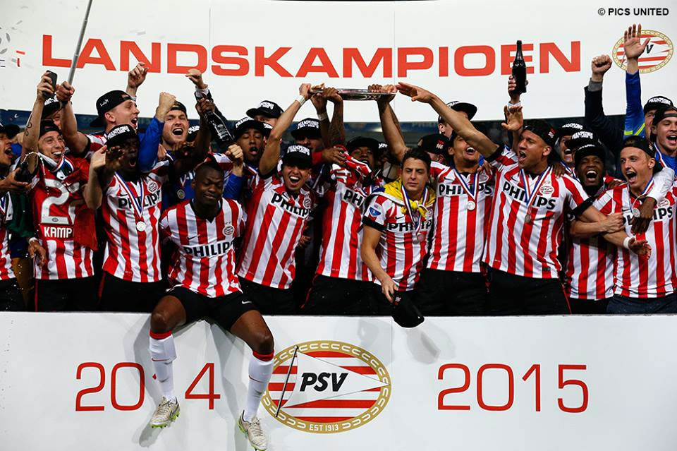 El PSV, campeón de Holanda