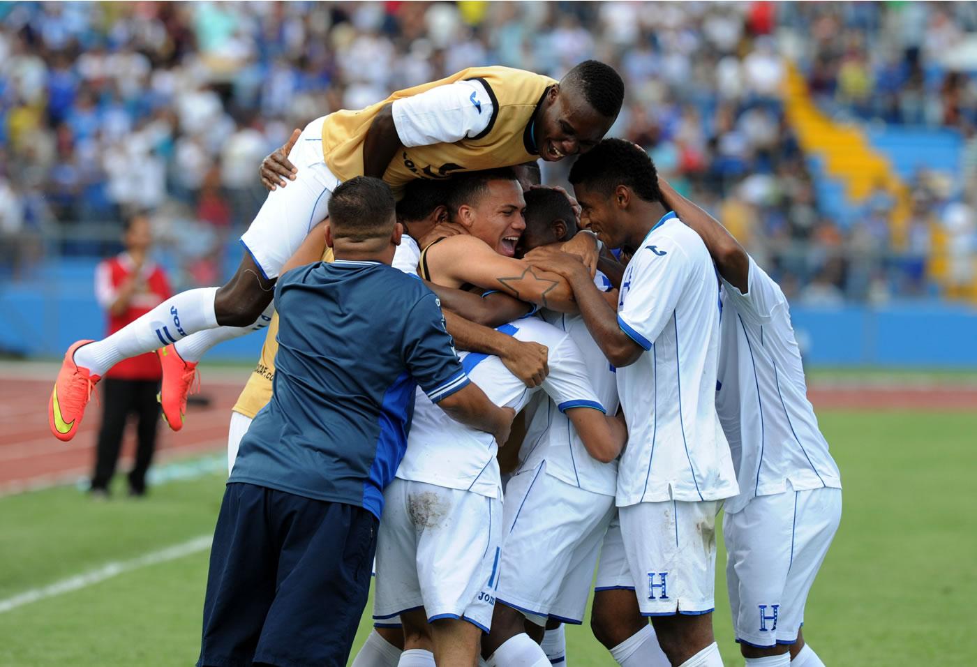 Honduras 3-0 Guayana Francesa