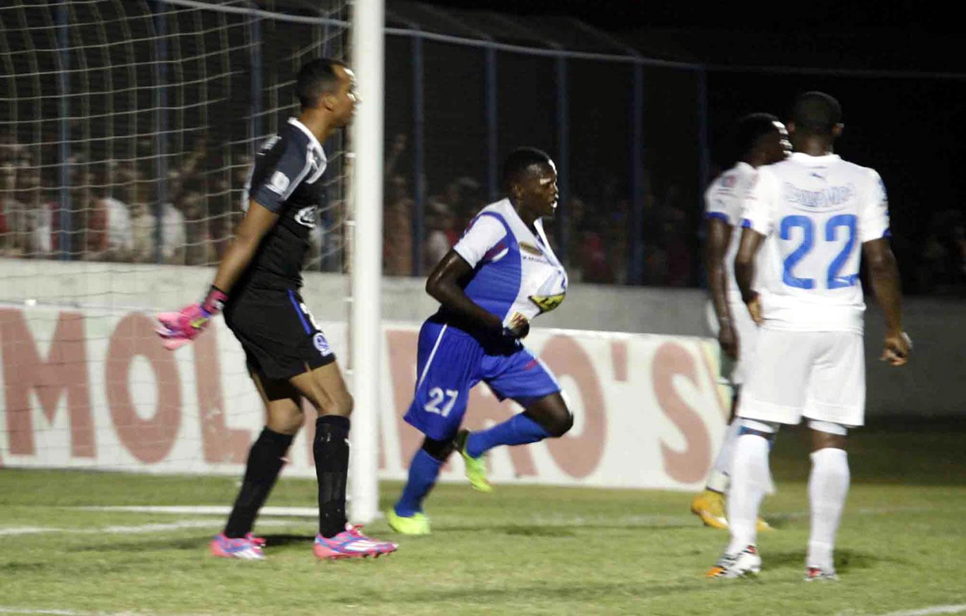 Victoria 1-1 Olimpia