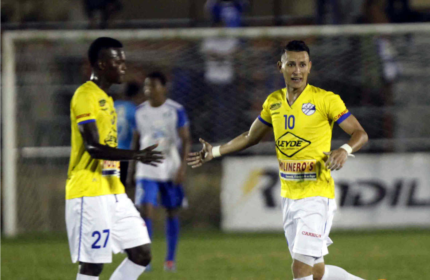 Honduras Progreso 0-2 Victoria
