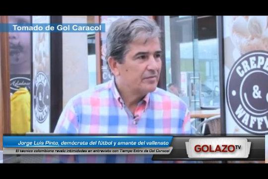 Entrevista a Jorge Luis Pinto