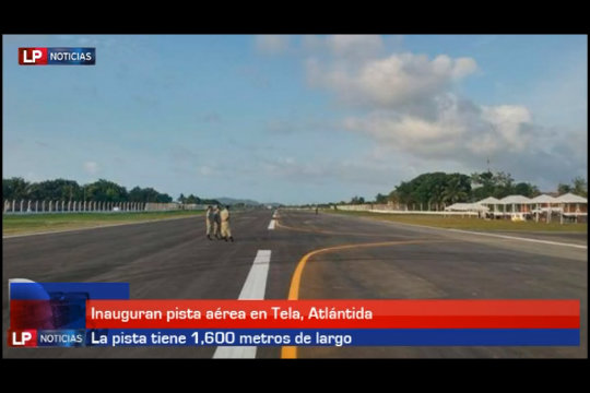 Noticiero La Prensa TV 12:00 AM