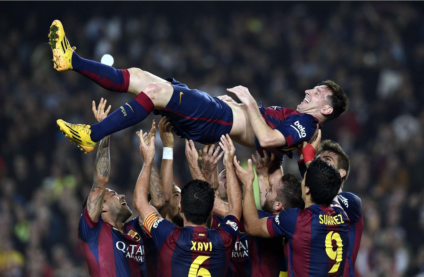 Barcelona 5-1 Sevilla (Liga Española)