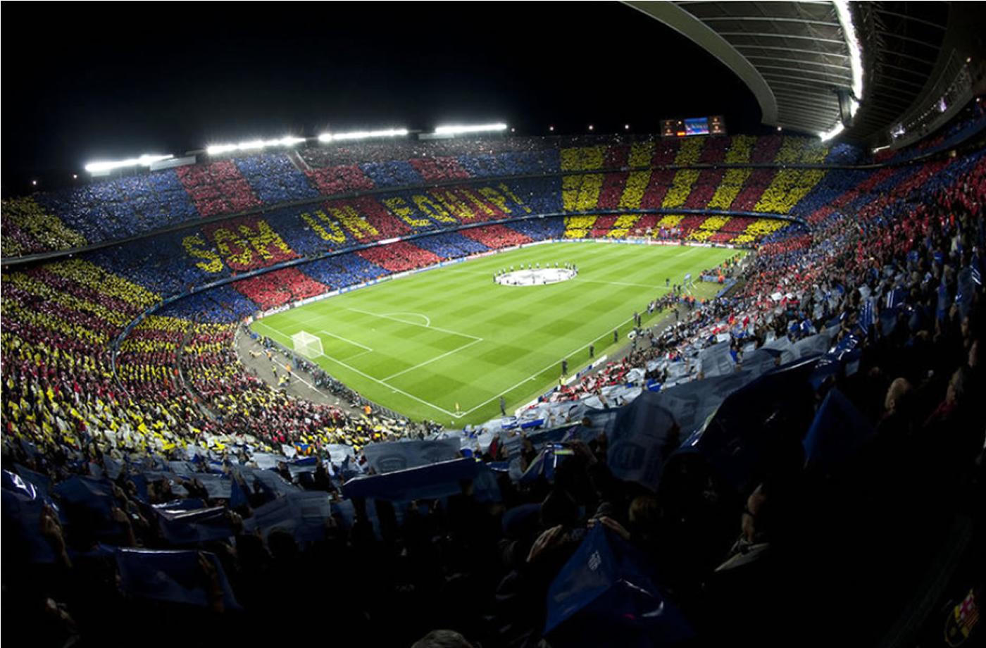 Barcelona hará mosaico ante el Bayern 0509