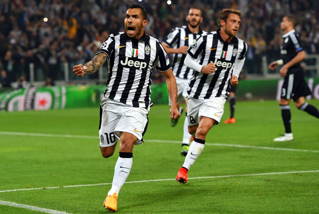 Juventus 2-1 Real Madrid (Champions League)