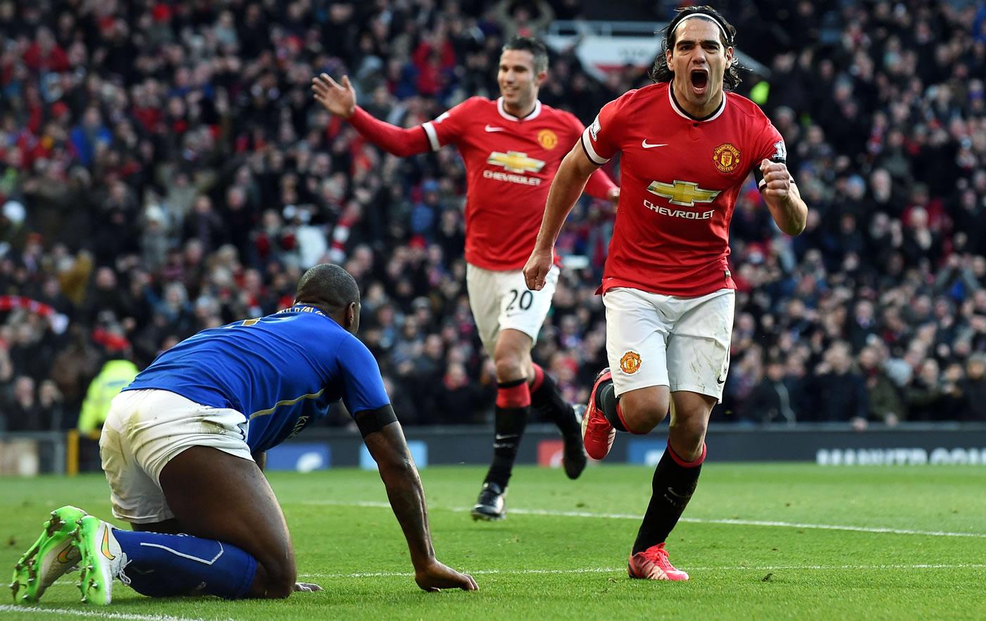 Manchester United 3-1 Leicester City (Premier League)