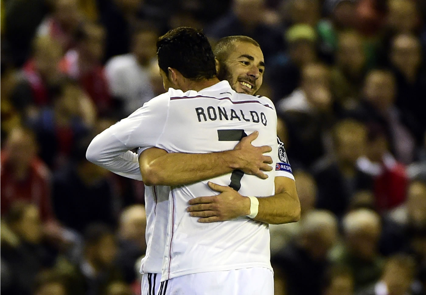 Liverpool 0-3 Real Madrid (Champions League)