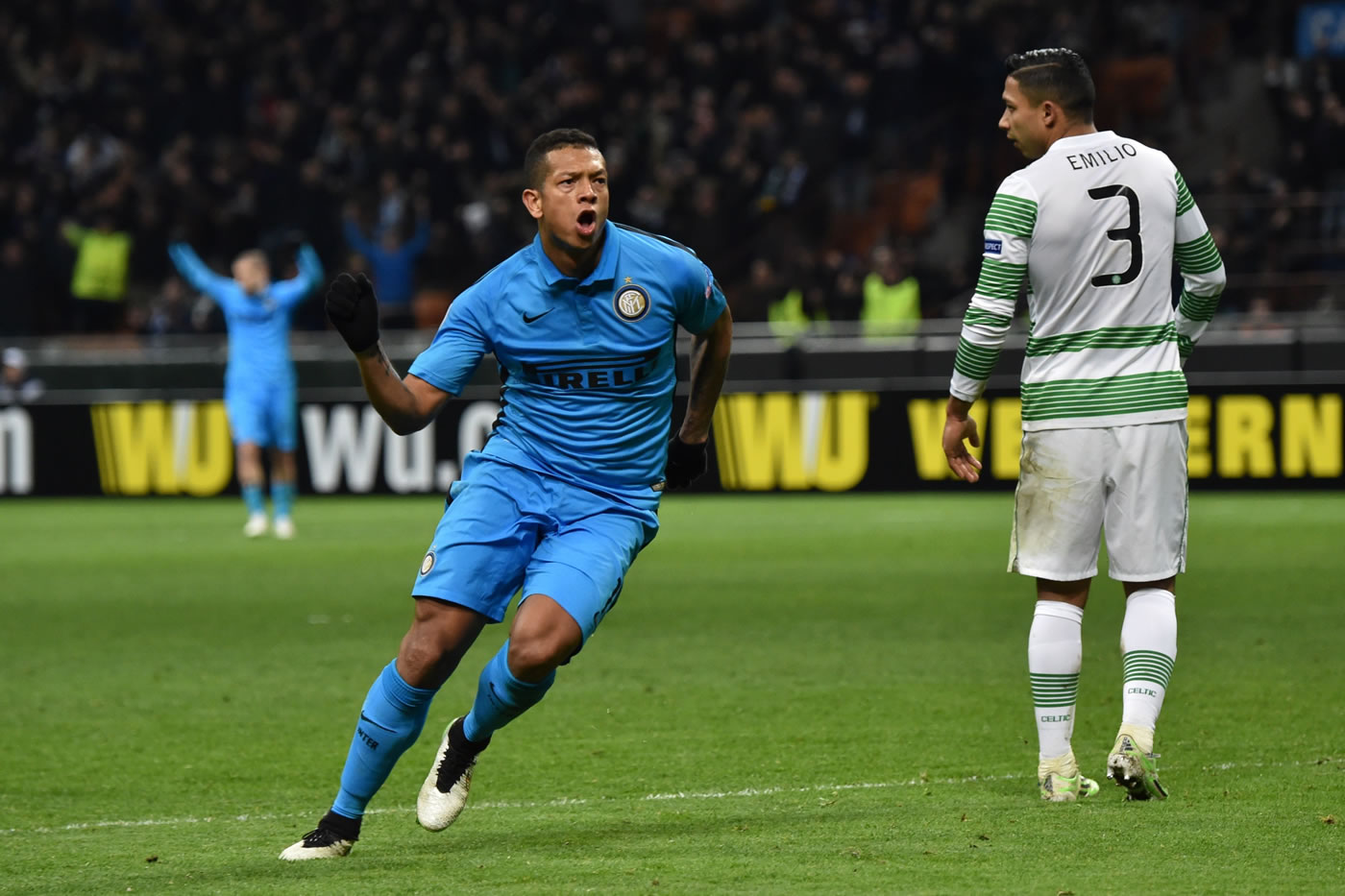 Inter 1-0 Celtic (Europa League)