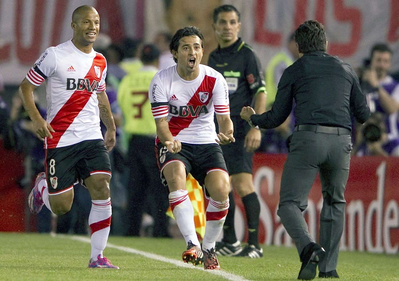 River Plate 1-0 Boca Juniors
