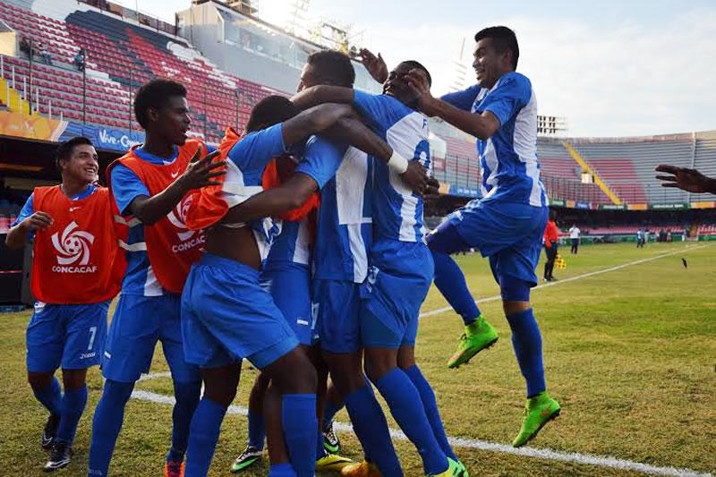 El Salvador 0-2 Honduras (Juegos Veracruz 2014)