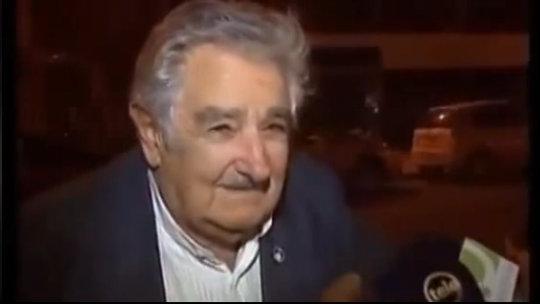 Así reaccionó José Pepe Mujica cuando un mendigo le pidió dinero