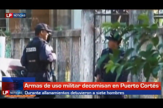 Noticiero La Prensa TV AM 0509
