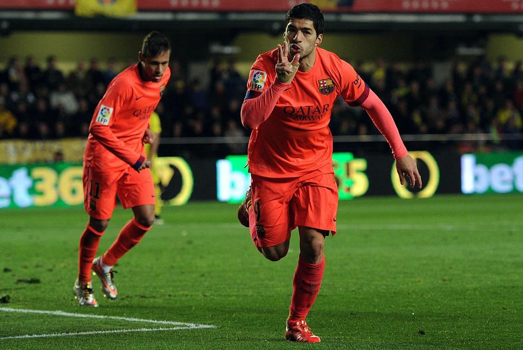 Villarreal 1-3 Barcelona (Copa del Rey)