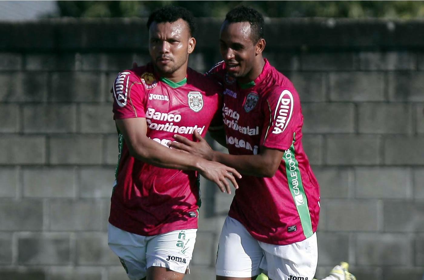 Real Honduras 0-1 Marathón