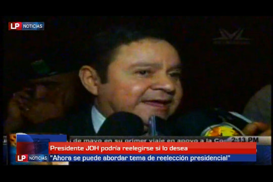 Noticiero La Prensa TV 5:00 PM 0509