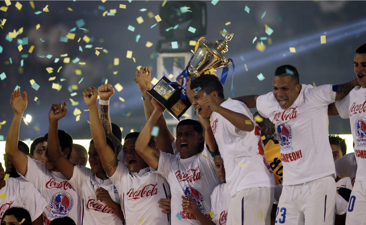 Olimpia Campeón de Honduras