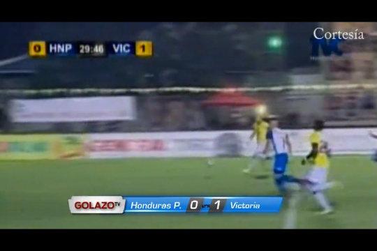 Honduras Progreso 0-1 Victoria 0509