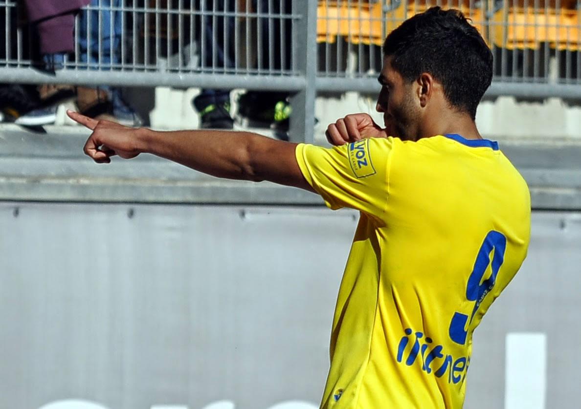 GOL de Jonathan Mejía vs Almería B