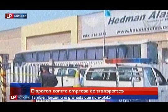 Noticiero La Prensa TV AM 270415