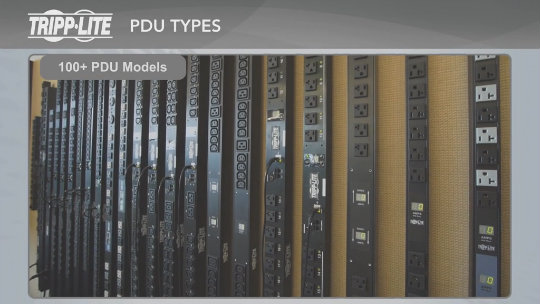 How to Choose a PDU: Monitored PDUs