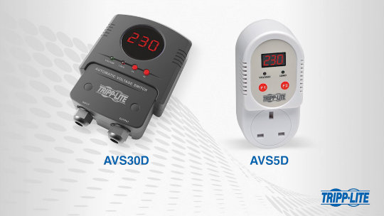 AVS30D & AVS5D Automatic Voltage Switches