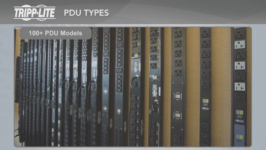 How to Choose a PDU: Metered PDUs