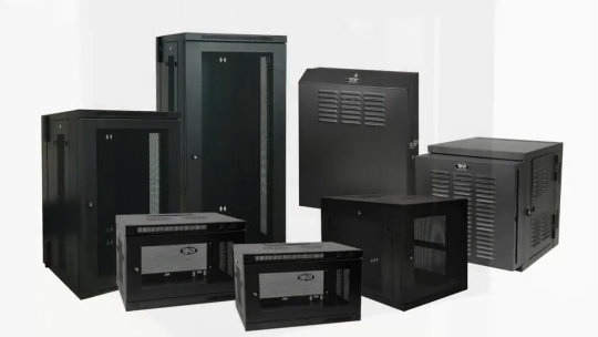 Wall Mount Rack Cabinets Overview Demo