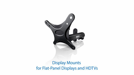 Display Mounts for Flat-Panel Displays and HDTVs