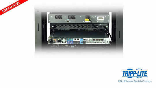 PDU Ethernet Switch Combos Demo (Tradeshow Loop)