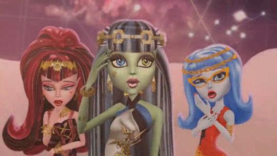 Monster High™ 13 Monstruo - deseos