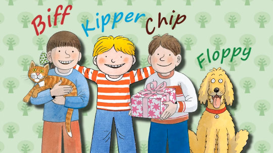 Biff Chip Kipper Dog Name