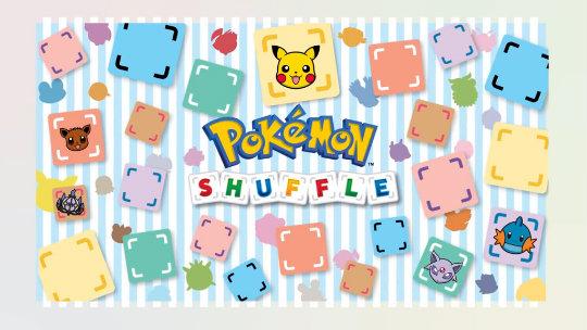 Pok mon shuffle jeux t l charger sur nintendo 3ds - Jeux info pokemon ...